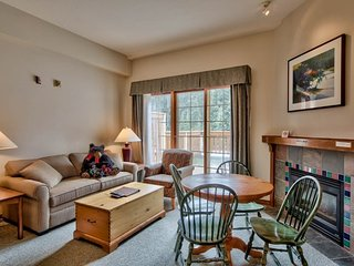 Hearthstone Lodge Village Ctr - HS207 - Sun Peaks vacation rentals