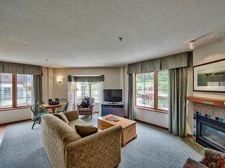 Hearthstone Lodge Village Ctr - HS318 - Sun Peaks vacation rentals