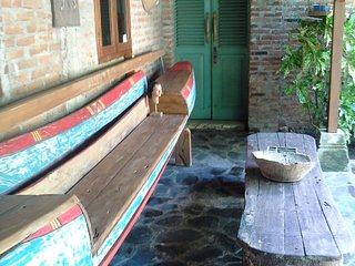 Romantic 1 bedroom Pangandaran Bungalow with A/C - Pangandaran vacation rentals