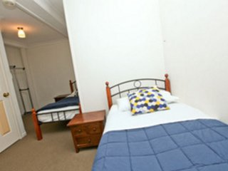 Bowen Terrace Accommodation - Two Bed Mixed Dorm - Brisbane vacation rentals