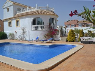 Casa Sara, Detached Villa with Private Pool - Camposol vacation rentals