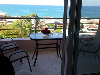 Cozy Villa with A/C and Satellite Or Cable TV - Agia Marina vacation rentals