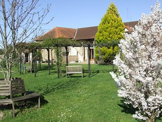 Farmhouse with shared heated pool in rural France - Saint-Savin vacation rentals