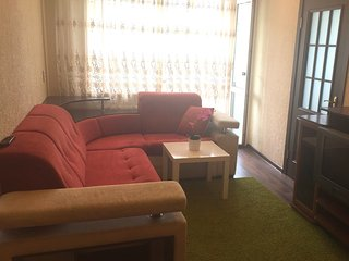 Cozy 3 bedroom Apartment in Novosibirsk with Internet Access - Novosibirsk vacation rentals