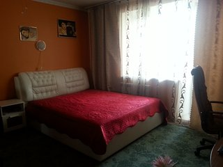 Romantic 1 bedroom Novosibirsk Condo with Internet Access - Novosibirsk vacation rentals