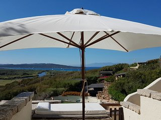 LOVELY PENTHOUSE in PORTO POLLO GULF - Costa Serena vacation rentals