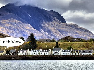 Minch View, Shieldaig.  Sea Views, 4 star - Shieldaig vacation rentals