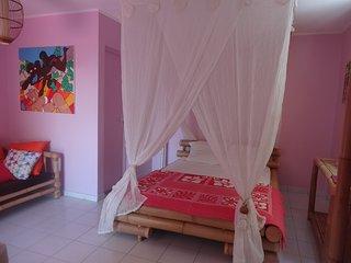 Gîte Zandoli Koko Studio Ti'Malou - Sainte Anne vacation rentals
