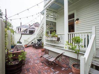 Luxury in the Garden District of New Orelans! - New Orleans vacation rentals
