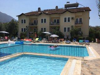 Comfortable 1 bedroom Apartment in Hisaronu with A/C - Hisaronu vacation rentals