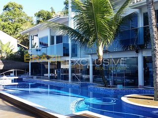 Modern Beach House in Angra dos Reis - Ang015 - Angra Dos Reis vacation rentals
