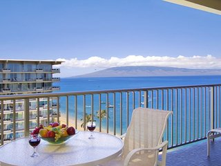 Whaler 1111 - 1 Bedroom, 2 Bath Ocean View Condo - Lahaina vacation rentals