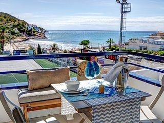 Charming 1 bedroom Sitges Apartment with Internet Access - Sitges vacation rentals