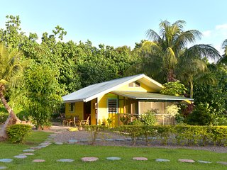1 bedroom House with Internet Access in Maharepa - Maharepa vacation rentals