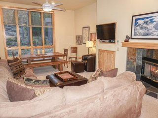 Snow Crest #104 - handsome two bedroom - Kirkwood vacation rentals