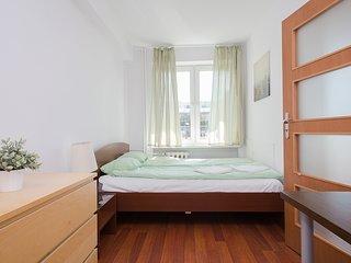 Top location on Hoza - Warsaw vacation rentals