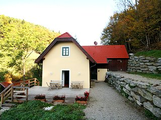 Bright House with Television and Balcony - Prigglitz vacation rentals