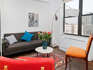 Vacation rentals in New York