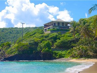 Jamdown Upper Ocean Deck for 2 - Bequia - Port Elizabeth vacation rentals
