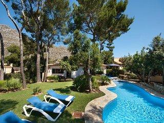 3 bedroom Villa in Cala San Vicente, Mallorca, Mallorca : ref 3095 - Cala San Vincente vacation rentals