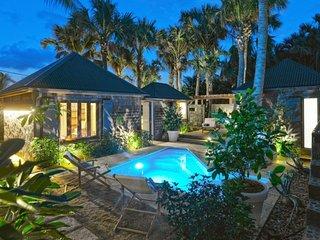 Villa Palm House St Barts Rental Villa Palm House - Camaruche vacation rentals