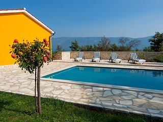 VILLA PAOLA(199-473) - Krsan vacation rentals