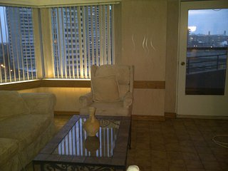 Downtown 2 or 3 bdr. 2 ba with balcony and 2 indoor pkg - Ottawa vacation rentals