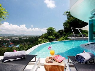 Perfect Villa with Internet Access and Private Outdoor Pool - Kamala Beach vacation rentals