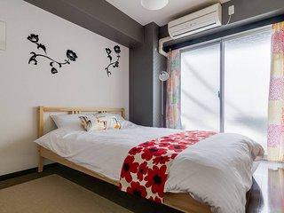 F06 Close to 心斎橋 難波 Namba prvt 803 - Osaka vacation rentals