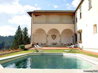 Heart of Tuscany: Renaissance Castle with Pool, near Florence, Chianti, Siena - San Casciano in Val di Pesa vacation rentals
