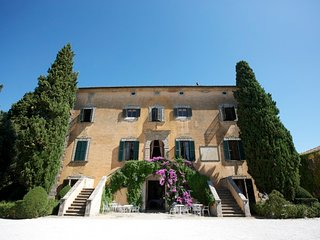 Large Villa in Tuscany for Weddings or Family Reunions - Villa Conte - Volterra vacation rentals