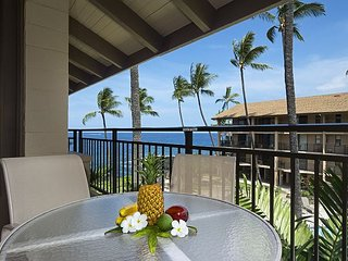 2 Bedroom condo in Oceanfront complex, amazing Ocean views - Kailua-Kona vacation rentals
