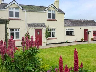 PLAS CWTTA, family-friendly, woodburning stove, hot tub, near Ruthin, Ref 917621 - Ruthin vacation rentals