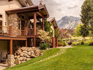 Tremendous Salt Lake Retreat - Views of Snowbird from the Hot Tub - Sandy vacation rentals