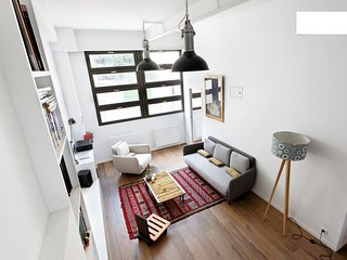 Gorgeous 6BR architect loft (Saint Denis) - Saint-Denis vacation rentals