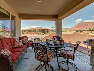 Mountain views, a private hot tub, and shared resort-style pools await! - Santa Clara vacation rentals