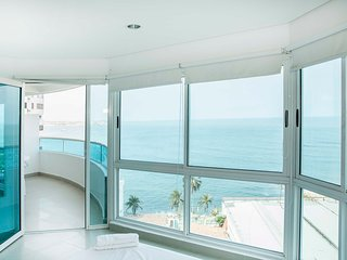 Ocean View Sunshine and Palm Trees - Cartagena vacation rentals