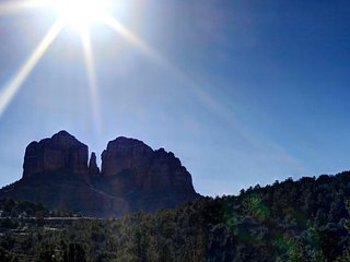 Custom Home between Pyramid and Cathedral Vortexes! CATHEDRAL SPLENDOR - S012 - West Sedona vacation rentals