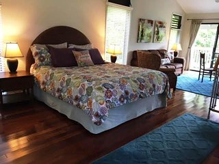 THE ALOHA LOFT AT HALE MOI - Princeville vacation rentals