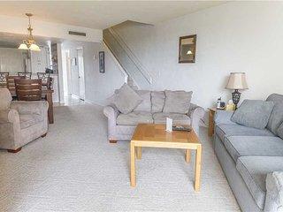 Island House E 228, 2 Bedrooms, Ocean View, Pool, Tennis, WiFi, Sleeps 6 - Saint Augustine vacation rentals
