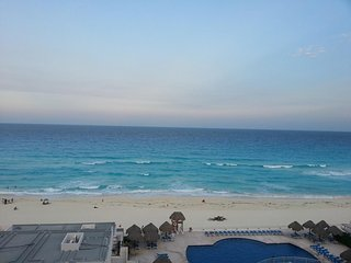 #118 Large Cancun Villas Marlin Condo on the Water Sleeps 8 - Cancun vacation rentals