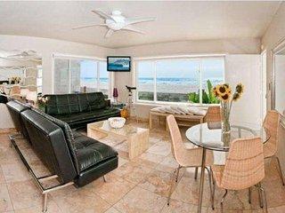 #102 Luxury Mission Beach Ocean Front Two Bedroom Sleeps 8 - San Diego vacation rentals
