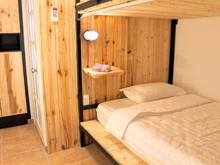 Comfy and affordable bunk bed for solo travelers. - Ho Chi Minh City vacation rentals