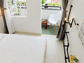 Cozy room with terrific rooftop view - Ho Chi Minh City vacation rentals