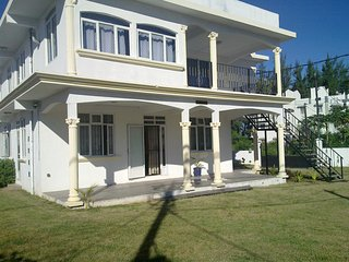 Sagar Villa, Apt A, 1 min from the beach, garden villa - Flic En Flac vacation rentals