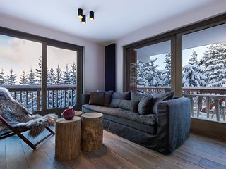 Lovely 3 bedroom Courchevel Apartment with Internet Access - Courchevel vacation rentals
