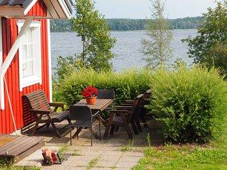 BERTA: Eget boende med strand, brygga och roddbåt - Dragsfjard vacation rentals