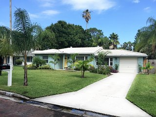 Great Home 1 Block From the Water! - Dunedin vacation rentals