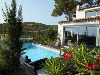 Villa au calme proche Marseille et Aix - Septemes-les-Vallons vacation rentals