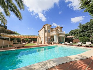 Spacious villa with private swimming pool - Marbella vacation rentals